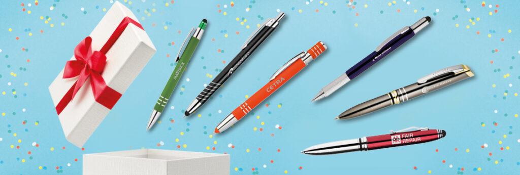 Pourquoi le stylo est-il le support publicitaire par excellence ?